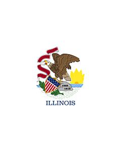 Flag: Illinois