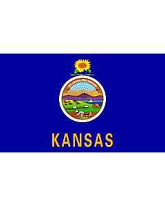 Flag: Kansas