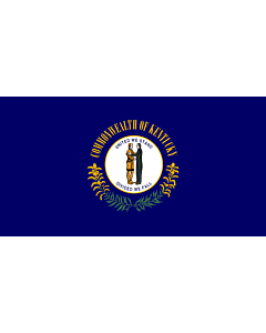 Flag: Kentucky