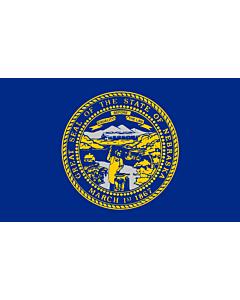 Flag: Nebraska