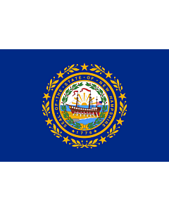 Flag: New Hampshire