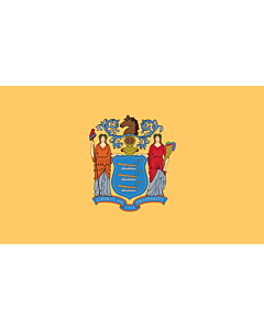 Flag: New Jersey