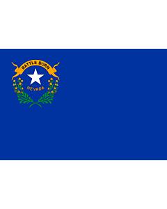 Flag: Nevada