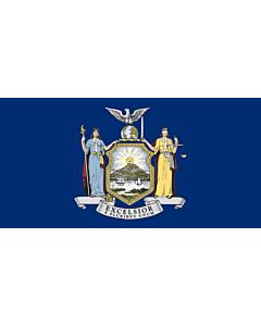 Flag: New York