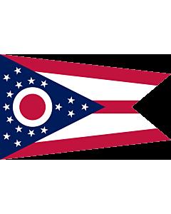 Flag: Ohio