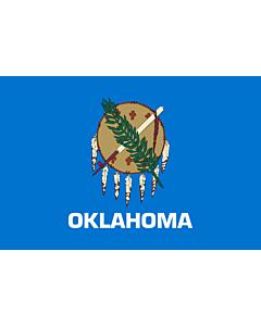 Flag: Oklahoma