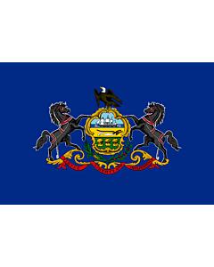 Flag: Pennsylvania