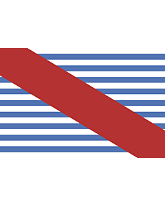 Flag: Canelones Department