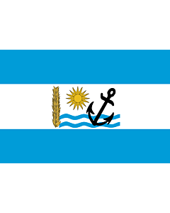Flag: Río Negro Department