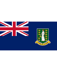 Flag: Virgin Islands, British