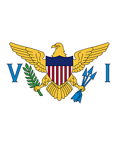 Flag: Virgin Islands, U.S.