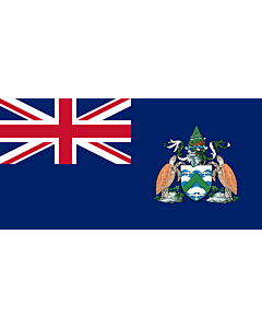 Flag: Ascension Island