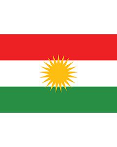 Flag: Kurdistan