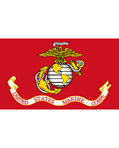 Flag: United States Marine Corps | Image taken from