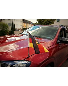 Car Flag Pole Diplomat-Z-Chrome-Pro-MB-GLE-167  for Diplomat Z Chrome Pro MB GLE 167